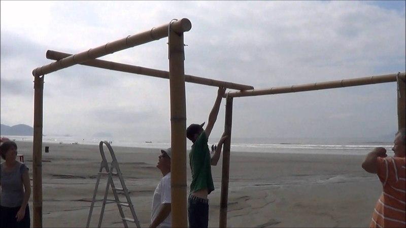 Serrana Decorações - Casamento na praia