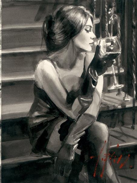 Современные художники, воспевающие женскую красоту