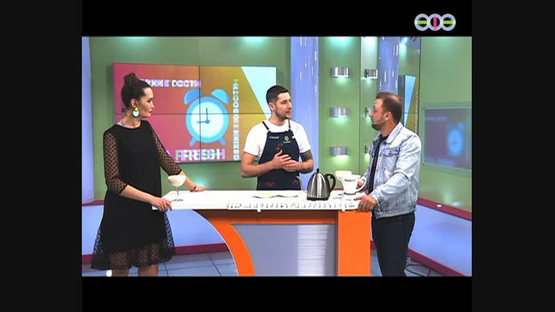 Александр Яровой - шеф-бариста сети Kumpan cafe