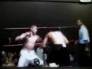 Дебютный поединок на профессиональном ринге 15 летнего Сауля Альвареса