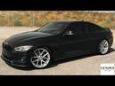 BMW F32 4 Series on 20 Stuttgart by Lexani Wheels