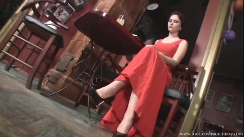Goddess Amanda Shoeplay - Pornhub.com
