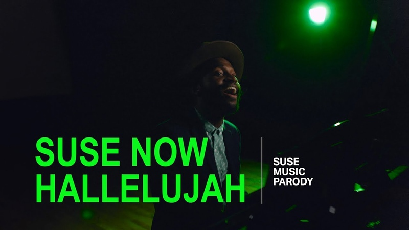 SUSE Now Hallelujah - A Musical Parody
