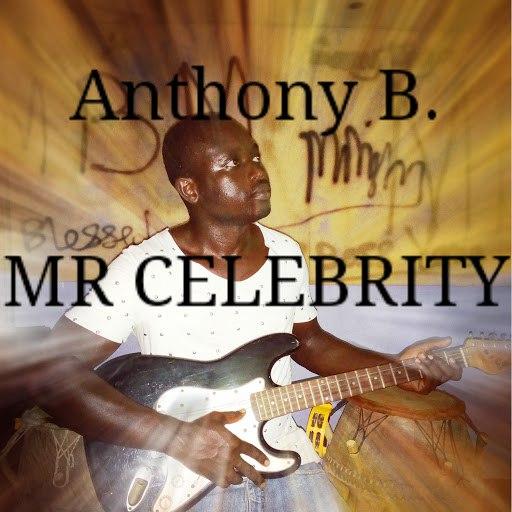Anthony B альбом Mr Celebrity