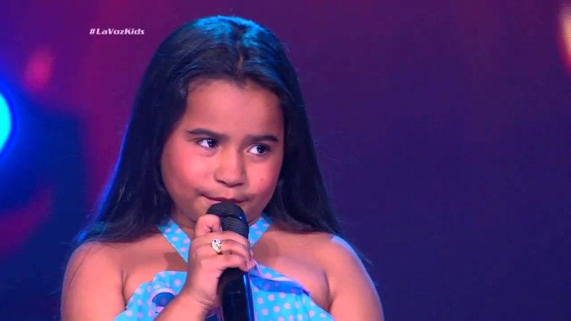 Saribeth cantó me gustas mucho de Juan Gabriel – LVK Col – Audiciones a ciegas – Cap 15 – T2