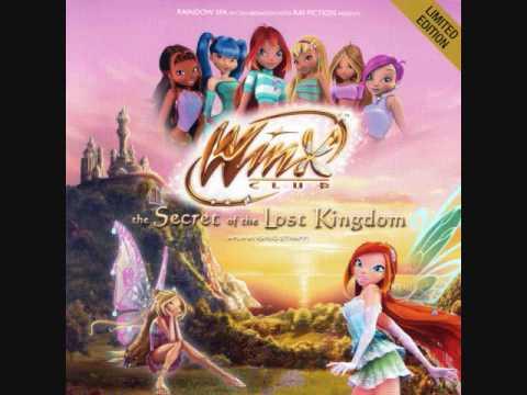 Winx Club Movie English Soundtrack - You Made Me A Woman