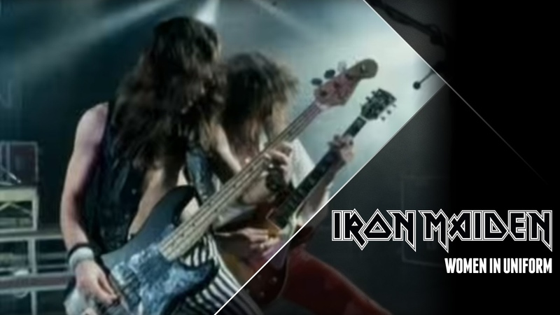 Iron Maiden Women In Uniform Official Video