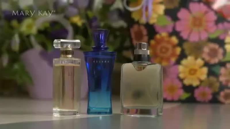 Подбор ароматической пары из коллекции ароматов (2010)