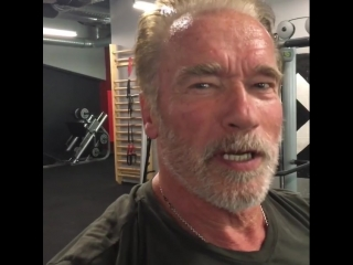 """Arnold Schwarzenegger on Instagram: """"Thank you, each and every one of you, for the birthday wishes. You pumped me up!"""""""