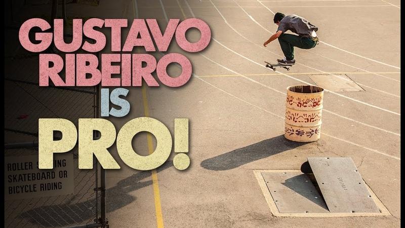 Gustavo Ribeiros Full-Length PRO Part | Nine To Five