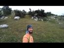 Подъем с нижнего на верхнее плато Чатырдага