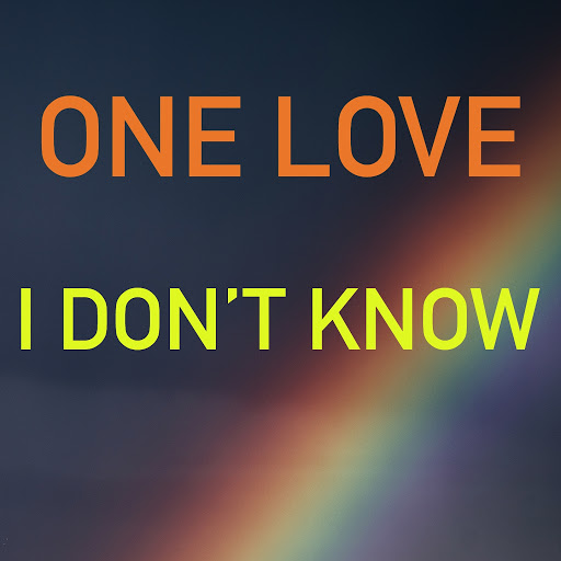 One Love альбом I Don't Know (Denis the Menace Remix)