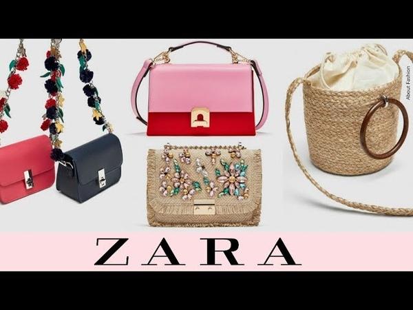 BOLSOS de ZARA para Primavera Verano 2018 | tendencias en moda bolsas, colores, bandoleras
