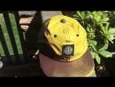 Supreme Stone Island Collaboration Heat Reactive Black Cap.mp4