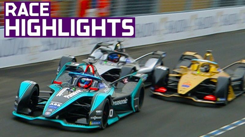 A New Era Begins | Race Highlights - 2018 SAUDIA Ad Diriyah E-Prix | ABB FIA Formula E Championship