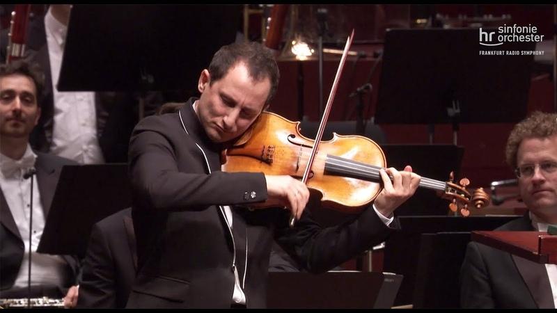 Hindemith Sonate für Bratsche solo op 25 Nr 1 4 Satz ∙ Antoine Tamestit