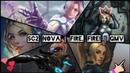 StarCraft2 Nova Fire, Fire! GMV