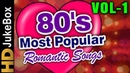 80's Most Popular Romantic Songs Vol 1 | Best of 80's Bollywood Songs | Evergreen Songs Collection