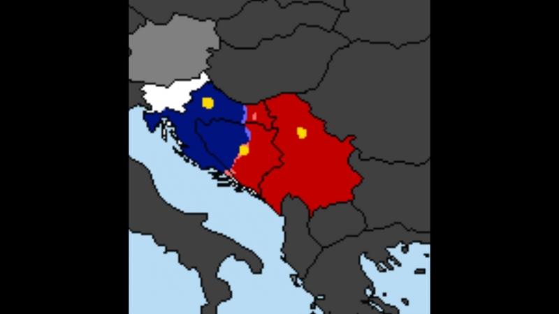 Альтернативная 3 балканская война