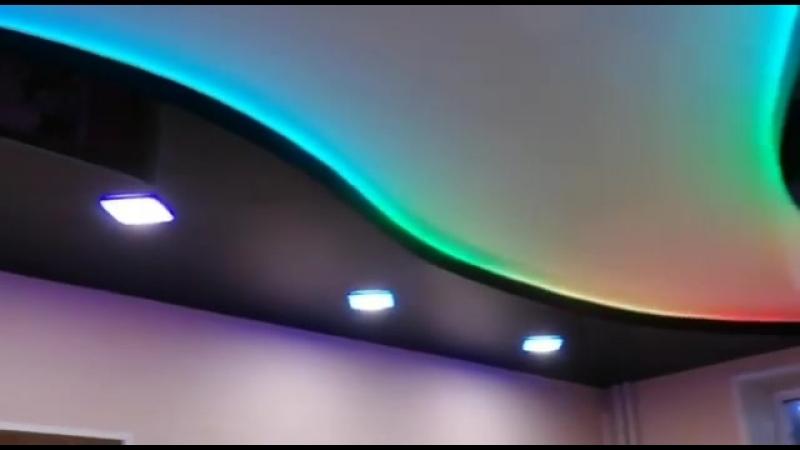 Думаешь что потолок, это просто потолок?🤔 Для нас потолок - это площадь для создания шедевра💪😎 Мы делаем их такими шикарными, гл