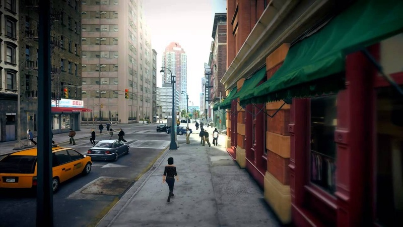 GTA IV Time Lapse: Exposure