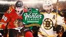 Blackhawks vs. Bruins 2019 Winter Classic Hype Montage