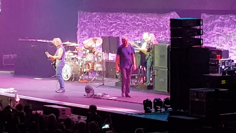 Deep Purple Space Truckin 01 06 2018 Ледовый СПб