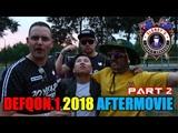 Slendy @ Defqon 1 2018 Aftermovie Part 2 On stage for Power Hour &amp Da Tweekaz UNCUT!