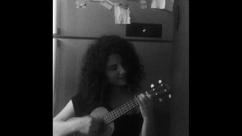 Kalehisar kalesi (ukulele cover @isilcivii) .mp4