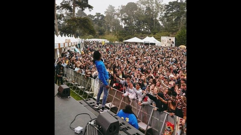 SABA LIVE AT OUTSIDE LANDS 2018 RECAP