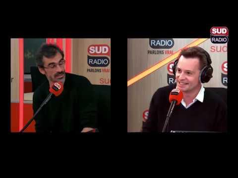 Le Débat sur Sud Radio de Raphaël Enthoven et Étienne Chouard sur le RIC !