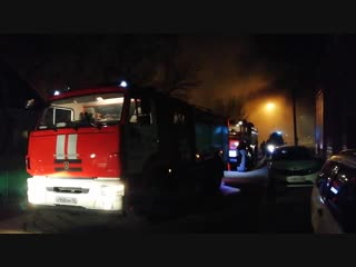 Пожар в Кувандыке