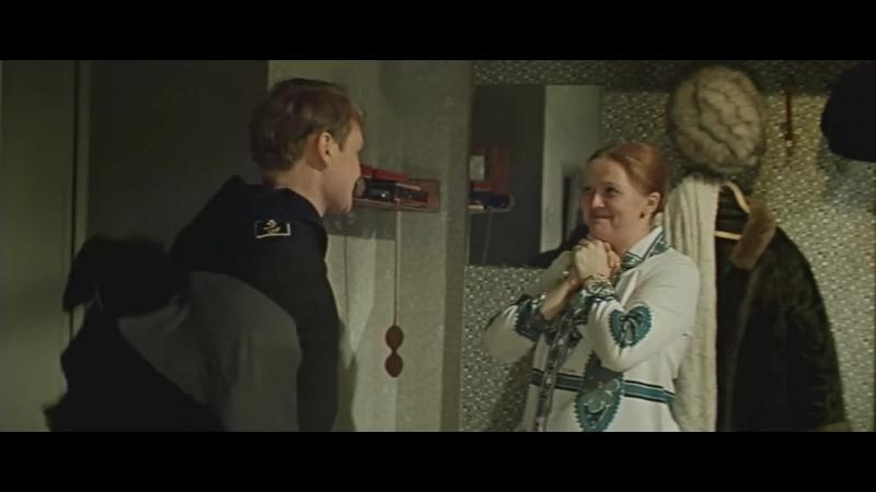 «Сладкая женщина» (1976) - мелодрама, реж. Владимир Фетин