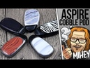 Aspire Cobble AIO Pod. Очень годно. 🎷🎻🎹🎸