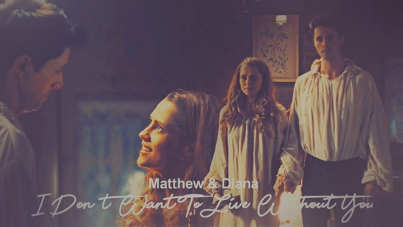 Matthew Diana | I dont want to live without you [1x08]