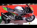 2018 Aprilia RSV4 RF Walkaround 2017 EICMA Milan Motorcycle Exhibition