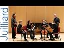 Haydn String Quartet Op 76 No 1 Juilliard Ronald Copes Astrid Schween Music Master Class