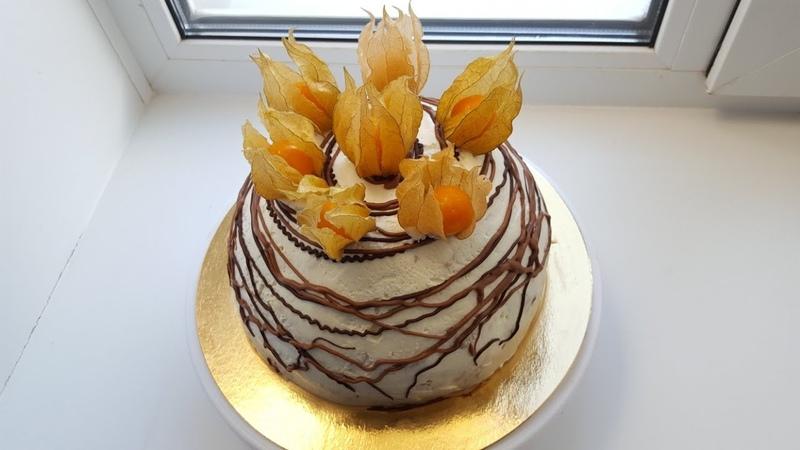 Торт Панчо🍀нежный сметанный торт🍀 Pancho cake