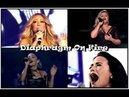 Diaphragm On Fire By Female Singers