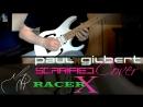 Paul Gilbert Scarified Racer X Cover