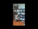 Жастар таңдайды - Молодежь предпочитает атты жобасына қатысушы Қайруллаева Ақмарал жастарды кітап оқуға шақырады