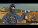 Друзья по Battlefield BF4 или Hardline 5 сезон 15 серия
