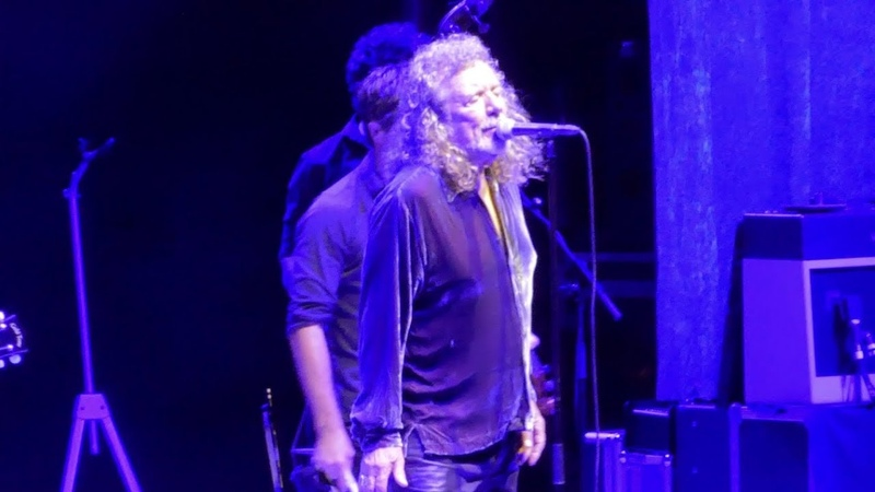 Robert Plant The Sensational Space Shifters - June 13, 2018 - Forest Hills - Complete show