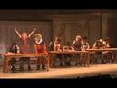 Naruto Stage production Classroom scene