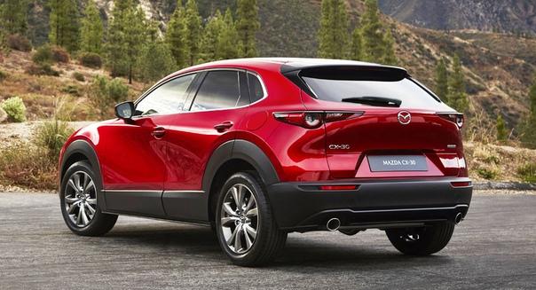 Новый паркетник Mazda CX-30: ближайший родственник «трешки»