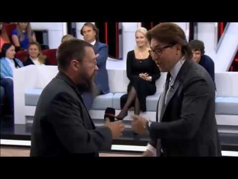 Герман Стерлигов разносит ведущих ТВ программ