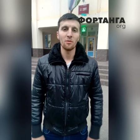 """ФортангаORG on Instagram """"Суд по делу Исмаила Нальгиева завершился. Суд постановил наложить на акти"""