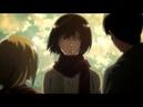 Mikasa Gets Jealous Of Historia and Eren Talking Attack on Titan Season 3 Episode 11