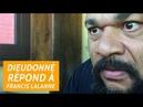 Dieudonné répond à Francis Lalanne Législatives dans l'Essonne 2017 élections