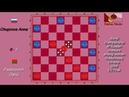 Fedorovich Daria (BLR) - Chuprova Anna (RUS). World Draughts-64_women. Semifinal.